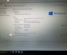 """HP Compaq 8710p 17"""" Laptop 8GB RAM Win10 1TB SSHD 2.5 GHZ + OFFICE"""