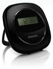 Philips, Shake and Wake, Vibrating Alarm Clock - With 2 Levels. Vibration TCJ330