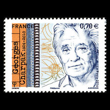 France 2016 - Georges Charpak Famous People Physicist Science - MNH