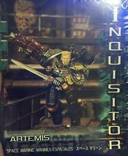 GAMES WORKSHOP  Inquisitor  Specialists Game Battle Brother Artemis 54mm Metal