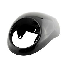 Cafe Racer Headlight Fairing Custom Visor Mask For Harley Sportster 1200 883 XL