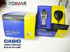 CASIO VINTAGE COLLECTION BZX-20 NOS PC-LINK