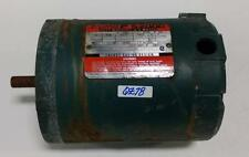 RELIANCE ELECTRIC 3/4HP 3450RPM 240/480V 2.6A 60HZ MOTOR  B77B7200R-70