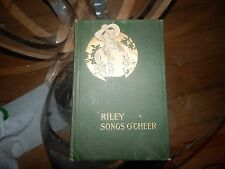 Songs O'Cheer by James Whitcomb Riley Pictures by Will Vawter