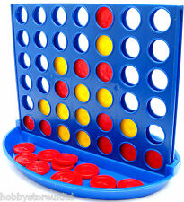 Connect 4 Connect Four Line Up 4 In A Row Four In A Line Board Game Family Fun