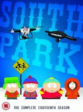 South Park Season Series 18 DVD New & Sealed (Tracked Delivery)
