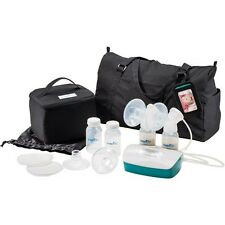 Evenflo Deluxe Advanced Double Electric Breast Pump w/Travel Bag & Cooler 937509