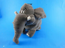 "DISNEY STORE MINI BEAN BAG SHEP the elephant PLUSH 8"" George in the Jungle MWT"