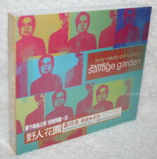 Savage Garden Truly Madly Completely The Best of Taiwan Ltd CD+DVD w/BOX