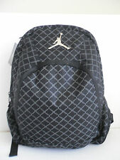 "NIKE AIR JORDAN 15"" LAPTOP JUMPMAN BACKPACK BAG BLACK-GRAPHITE [9A1115-023]"