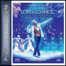 MICHAEL FLATLEY- LORD OF THE DANCE - DANGEROUS GAMES **NEW BLU-RAY**