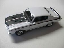1:24 SCALE WELLY 1970 BUICK GSX DIECAST CAR W/O BOX