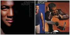 2 JONATHAN BUTLER CD LOT The Source, Story of My Life NEW & SEALED ~ smooth jazz
