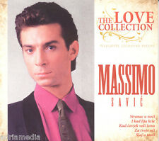 Massimo Savic CD Najljepse ljubavne pjesme Love Collection Dorian Gray Izabel