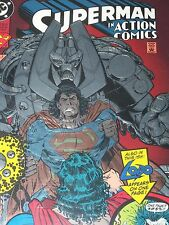 Action Comics 687 688 689 690 691 692 693 - 704 Annual 3 *FREE PRIORITY SHIP*