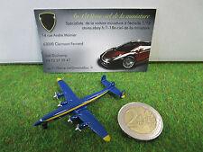 AVION LOCKHEED L1049G SUPER CONSTELLATION US NAVY bleu au 1/600 SCHUCO 403551655