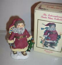 International Santa Claus Collection BELSNICKLE-CANADA SC28 Figurine Boxed