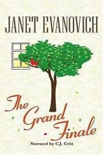 THE GRAND FINALE by Janet Evanovich (2009, CD, Unabridged)---5 HRS