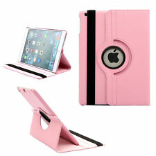 Rotating iPad Case Stand Cover iPad Air 1,2, Mini 1 2 3 4, Pro 9 12,  iPad 1 2 3