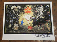 Don Bluth animator writer producer The Secret of Nimh signed autographed photo