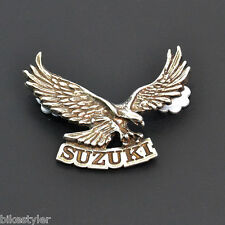 Suzuki volusia intruder marauder Savage Boulevard Motorcycle Metal Badge Pin
