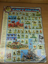 A2 GAMES WORKSHOP WARHAMMER EAVY METAL EARLY CITADEL