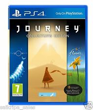 Journey - Collector's Edition (PS4)