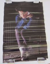 """Vintage 1986 The Cure Robert Smith Boys Don't Cry 23"""" x 35"""" Music Poster"""