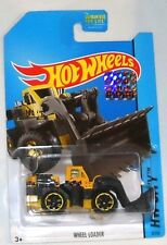 2014 HOT WHEELS FACTORY SET CITY WHEEL LOADER LIMITED TO 450