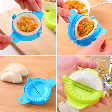 1pcs Dumpling Mould Dough Press Meat Pastry Gyoza Maker Samosa Pie Empanada Tool