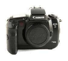 Canon EOS-5 QD 35mm SLR Film Camera Body Only  Exc+