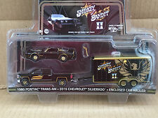 Greenlight  HOLLYWOOD HITCH & TOW  Smokey & the Bandit Set