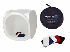 "Square Perfect 12"" Photography Light Tent Photo Cube Softbox Light Box New"
