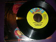 """Pop 45 Electric Light Orchestra """"Shine A Little Love"""" Jet Pic Sleeve NM"""