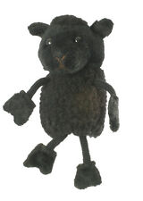 The Puppet Company - Finger Puppet - Sheep (Black)