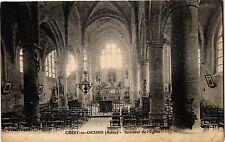 CPA  Chézy-en-Orxois (Aisne) -Intérieur de l'Eglise   (202198)