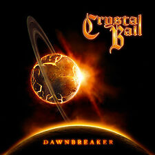 CRYSTAL BALL Dawnbreaker Digipak-CD ( 205844 )                   Melodic Metal