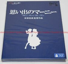 New When Marnie Was There Blu-ray Japan English Subtitles Omoide no VWBS-8216