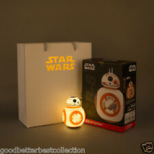 Star Wars The Force Awakens Action Figure BB8 BB-8 Tumbler Lamp Limited Edition