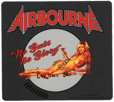 AIRBOURNE - AUFKLEBER *BLONDE* - STICKER HARDROCK ROCK CARSTICKER BANDMERCH