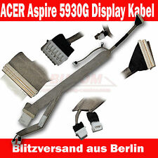 Acer Aspire 5930 5930G Display Video LCD Cable Kabel 50.4Z510.001 Displaykabel