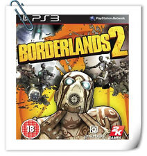 FREE GIFT! PS3 BORDERLANDS 2 SONY PlayStation 2K Games Action