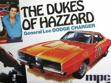 DODGE CHARGER GENERAL LEE DUKES HAZZARD MPC 706 1:25 NEW PLASTIC KIT OFFER PRICE