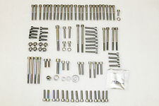 MOTORCYCLE STAINLESS STEEL -KAWASAKI Z650 ENGINE BOLT KIT