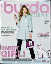 Burda Easy Candy Girl! H/W 2012
