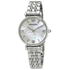 Emporio Armani Classic Mother of Pearl Dial Mens Watch AR1682