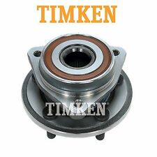 Jeep Cherokee TJ Wrangler Front Wheel Bearing and Hub Assembly Timken HA597449