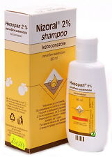 Nizoral ® ANTI-DANDRUFF SHAMPOO (CO -) 60ml / 2 fl. OZ.