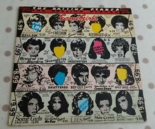 The Rolling Stones - Some Girls LP 1978