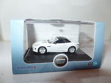 Oxford 76FTYP002 FTYP002 1/76 OO Scale Jaguar F Type 2013 Polaris White